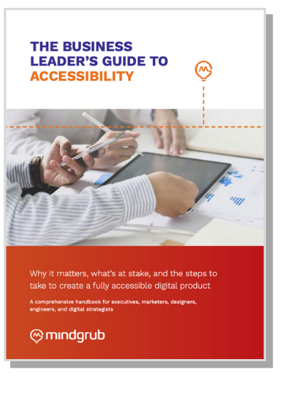 accessibility whitepaper cover
